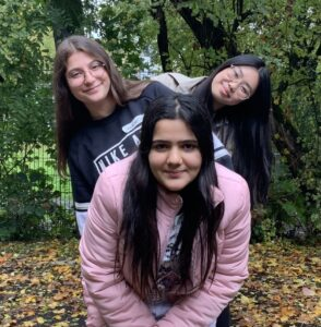 Unsere Schülersprecherinnen